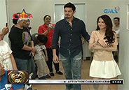 How Dingdong Dantes and Marian Rivera will celebrate Valentine's Day