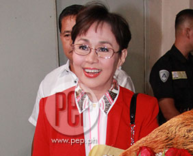 Vilma Santos happy about son Luis Manzano's love life