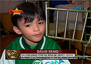 "Meet David Remo, the kid who will topbill ""Binoy Henyo"""