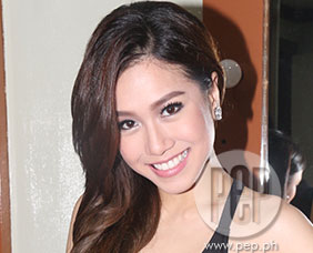 Rachelle Ann Go not scared of leaving behind opportunities for Miss Sa
