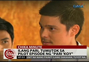 Actual priests watch pilot episode of 'Pari Koy'