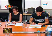 Julie Ann San Jose-Kristoffer Martin loveteam in GMA-7's upcoming prim