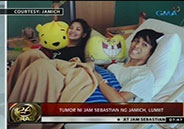 Progress in tumor of Jamich's Jam Sebastian