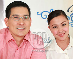 Richard Yap and Jodi Sta. Maria talk about Ser Chief and Maya's Japan