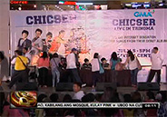 Pinoy originals featured in new album of Chicser