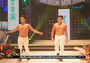 Kapuso hunks most applauded at Cosmo Bachelor Bash