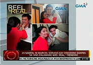 Maricel Soriano slapping Dingdong Dantes 23 times becomes hot topic on