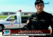 Policeman Mariano Flormata Jr. joins Misters of the Philippines 2014