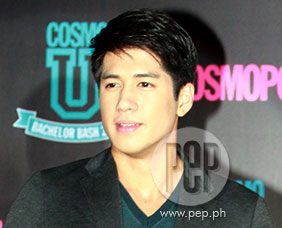 Aljur Abrenica to walk the ramp with Vin Abrenica in Cosmo Bachelor Ba