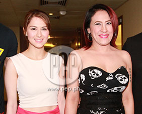 Marian Rivera and Ai-Ai delas Alas proud about producing Kung Fu Divas
