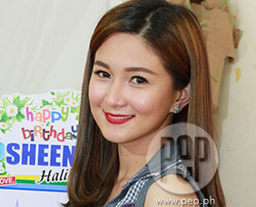 Sheena Halili denies being picky about accepting projects