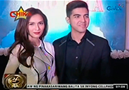 Jennylyn Mercado gets surprise from Mark Herras on 10th anniversary of