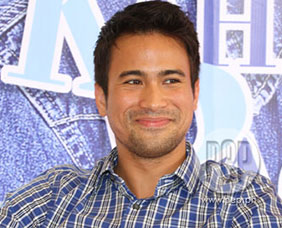 Sam Milby on attending the Cannes Film Festival