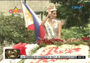 Victory Parade for Miss International 2013 Bea Rose Santiago