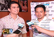 Tom Rodriguez and Dennis Trillo now have an album titled TomDen