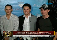 Epi Quizon happy about lovelife of Zsa Zsa Padilla