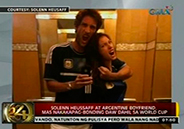 Solenn Heussaff gets to bond more with Argentine bf due to World Cup