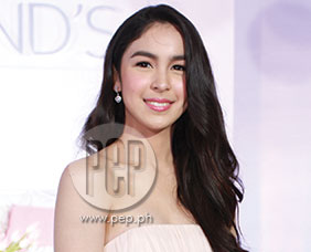 Julia Barretto thankful for becoming a beauty product's newest endorse