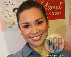 Lea Salonga's life story in a children's book