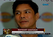 Raymart Santiago now trying to move on with his life without Claudine