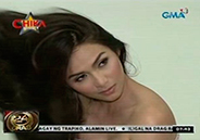 Jennylyn Mercado back to work after being hospitalized