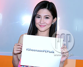 "PEPtalk Flash. Sheena Halili: ""Pambansang Best Friend"""