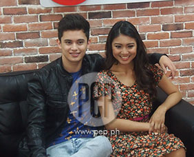 James Reid and Nadine Lustre react to Book King and Queen of RP Movies