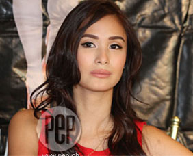 "Heart Evangelista says she is ""okay"" with her dad"