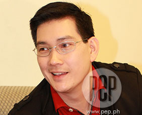 Richard Yap wants to own a Harley big bike