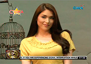 "Kylie Padilla excited about telefantasya project ""Adarna"""