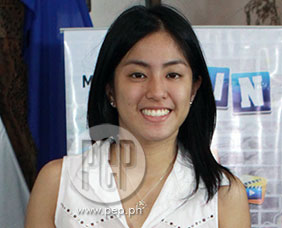 Gretchen Ho prefers hosting over acting