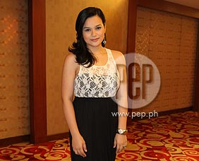 Yasmien Kurdi on her role in Anna Karenina