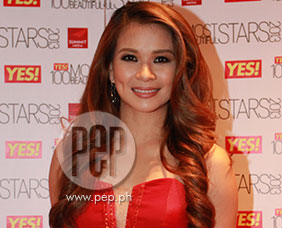LJ Reyes happy to be part of YES! 100 Most Beautiful for the second ti