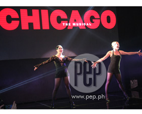 Get a sneak peek of the musical <em>Chicago </em>that will