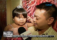 Ryzza Mae Dizon celebrates 8th birthday