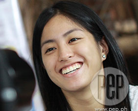 Gretchen Ho feels excited at the chance of hosting a sports-oriented p