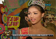 "Eat Bulaga! ""Super Sireyna"" winner Francine Garcia not det"