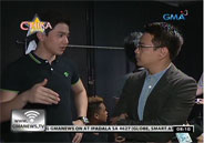 Alden Richards nervous about working with Robin Padilla in a film