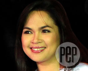 Judy Ann Santos on Filipinos abroad helpin Yolanda victims
