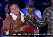 """Nora Aunor hailed as """"Pambansang Artista Ng Mamamayan&quo"""