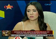 Antoinette Taus open to working with Dingdong Dantes