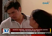 Dingdong Dantes tells what happened after slapping scene with Maricel
