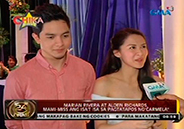 Marian Rivera and Alden Richards will miss each other after Carmela