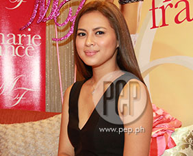 Precious Lara Quigaman talks about post-baby body