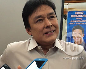 "Rey ""PJ"" Abellana wants to see Tom Rodriguez's bad s"