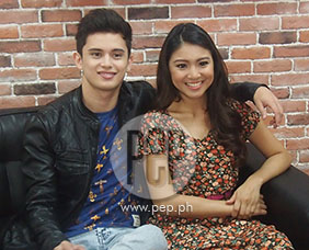 James Reid and Nadine Lustre overwhelmed with popularity after ""