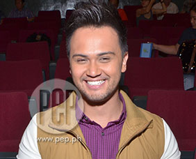 """Billy Crawford: """"It's such a pleasure to have Vhong Navarro.&qu"""
