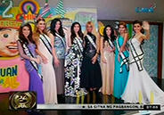 <em>Super Sireyna Worldwide </em>candidates pray for Glend