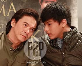Rommel Padilla feels Daniel Padilla will surpass famous uncles