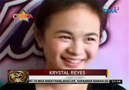 Krystal Reyes celebrates 17th birthday orphans in Bulacan